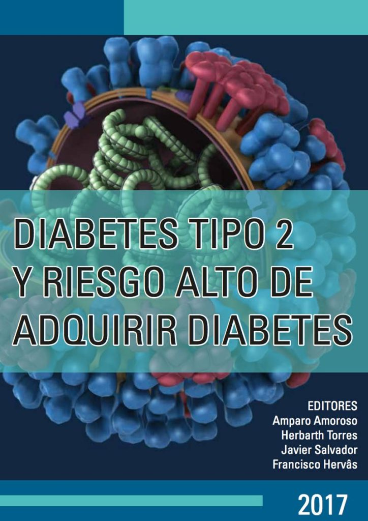 Diabetes tipo 2 y riesgo alto de adquirir diabetes - Libro Gratuito