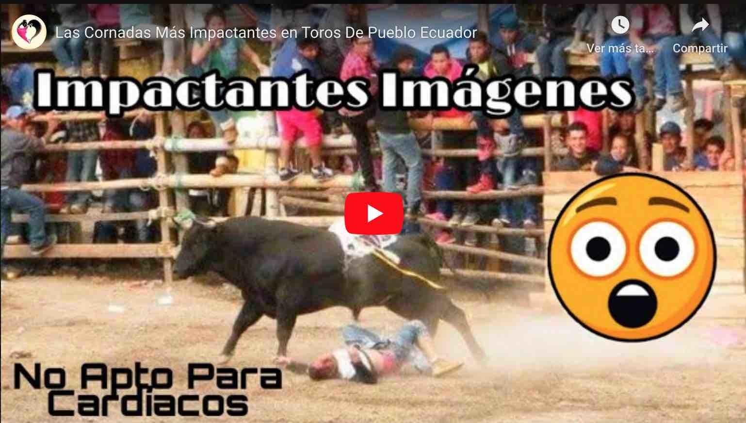 toros de pueblo