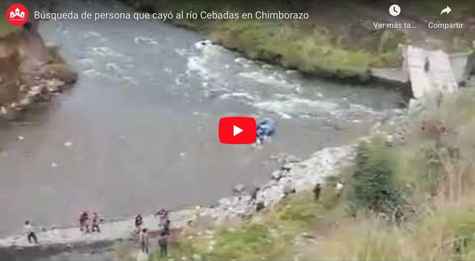 busqueda rio cebadas