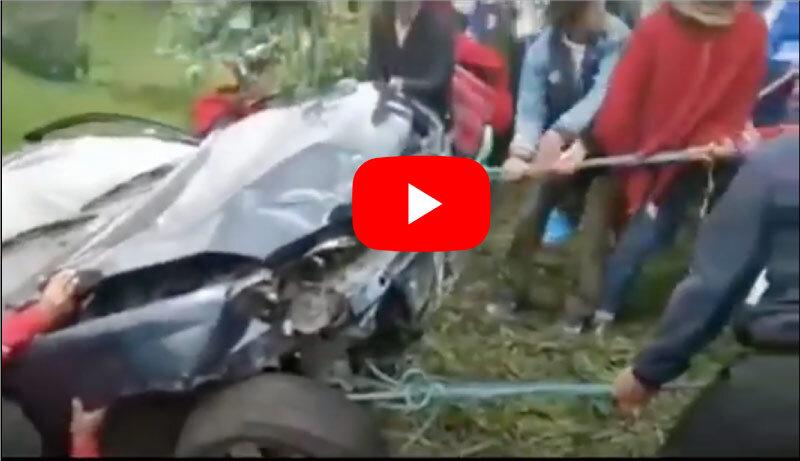 carro accidentado riobamba
