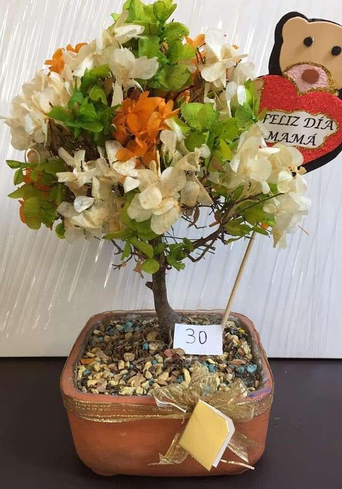 arreglos florales artificiales