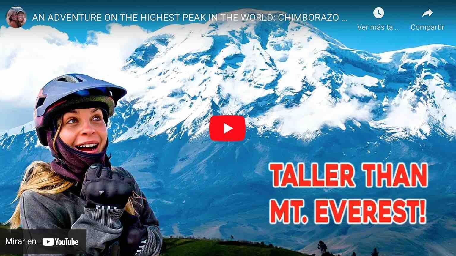 VIDEO: Pareja de Turistas de Estados Unidos y Su Maravillosa Experiencia en el Chimborazo